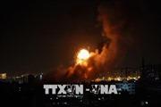 Israel báo động về nguy cơ xảy ra tấn công tên lửa từ Dải Gaza
