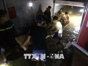 Nghệ An trực mưa lũ 24/24h ở các huyện miền núi