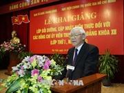 Tổng Bí thư Nguyễn Phú Trọng: Học tập vừa là nghĩa vụ, vừa là quyền lợi thiết thân