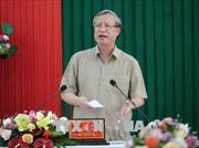 Kết luận của Bộ Chính trị về thực hiện thí điểm sắp xếp tổ chức bộ máy của hệ thống chính trị