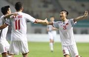Olympic Việt Nam - Olympic Nhật Bản: Phân định ngôi đầu bảng
