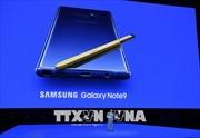 Samsung Galaxy Note 9 có dung lượng pin và bộ nhớ lớn nhất dòng điện thoại thông minh