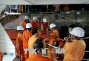 Điều động tàu cứu nạn thuyền viên đau ruột thừa trên vùng biển Tây Bắc Hoàng Sa