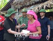 Yên Bái: Tình người sau cơn lũ