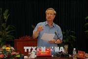Thường trực Ban Bí thư làm việc với lãnh đạo chủ chốt tỉnh Bình Định