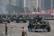 Triều Tiên chuẩn bị duyệt binh trong ngày Quốc khánh 9/9
