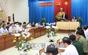 Chủ tịch nước: Tập trung phát triển nông nghiệp ứng dụng công nghệ cao tại An Giang