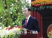 Diễn văn tại Lễ kỷ niệm 130 năm Ngày sinh Chủ tịch nước Tôn Đức Thắng