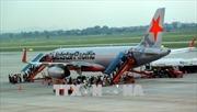 Jetstar Pacific hủy các chuyến bay đến Nghệ An, Thanh Hóa do ảnh hưởng bão số 3