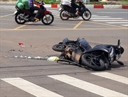 Công an Hưng Yên kết luận 2 nữ sinh tử vong tại Yên Mỹ là do tai nạn giao thông