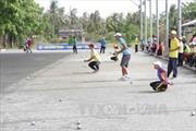 Khai mạc Giải Petanque Vô địch trẻ, thiếu niên toàn quốc năm 2018