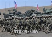 Nga phản đối cuộc tập trận của NATO tại Gruzia