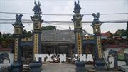 Hà Nội yêu cầu xử lý nghiêm vụ xây mới đình Lương Xá bằng bê tông