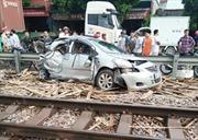Tăng cường giải pháp bảo đảm an toàn giao thông đường sắt