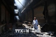 IS nhận tiến hành vụ đánh bom liều chết tại thủ đô của Afghanistan