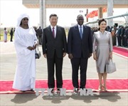Trung Quốc và Senegal tăng cường hợp tác