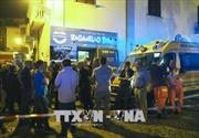 Lực lượng cứu hộ Italy nỗ lực tìm kiếm người mất tích trong lũ quét