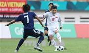 Quang Hải và Duy Mạnh lọt vào đội hình tiêu biểu vòng bảng ASIAD 2018