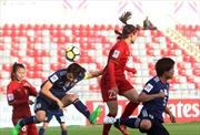ASIAD 2018: Đội tuyển bóng đá nữ Việt Nam thua đậm Nhật Bản 0-7