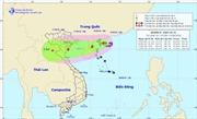 Bão số 4 giật cấp 10 hướng vào Quảng Ninh - Thanh Hóa, Bắc và Trung Bộ mưa to 3 ngày tới