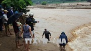 Tìm thấy 10 thi thể bị lũ cuốn trôi tại Yên Bái