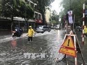 Dải tụ nhiệt đới sẽ tiếp tục gây mưa to ở Bắc bộ và Thanh Hóa trong những ngày tới