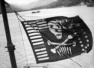 Tại sao tàu ngầm hiện đại nhất của Mỹ treo cờ 'đầu lâu xương chéo'?