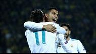 Ronaldo lập công giúp Real thoát thua trước Tottenham