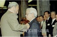 Dấu ấn Võ Văn Kiệt