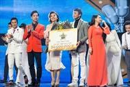 Tiêu Châu Như Quỳnh giành chiến thắng đầu tiên tại Cặp đôi hoàn hảo