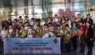 Đội tuyển Việt Nam giành 3 HCV tại cuộc thi 'Thử thách nhà Toán học tương lai'
