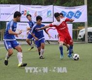 Khai mạc giải bóng đá của Cộng đồng người Việt Nam tại Singapore