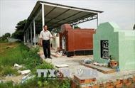 Bỏ tiền tỷ xây nghĩa trang từ thiện