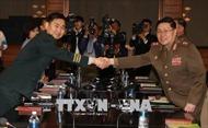 Hai miền Triều Tiên thông báo đàm phán quân sự về nối lại đường dây liên lạc
