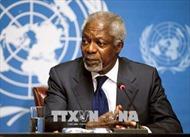 Gửi điện chia buồn về việc nguyên Tổng Thư ký Liên hợp quốcKofi Annan qua đời