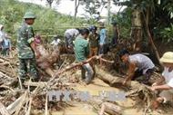 Yên Bái: 30 người chết, mất tích và bị thương do ảnh hưởng mưa lũ