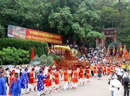 Tôn vinh Tín ngưỡng thờ cúng Hùng Vương
