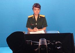 Sắp ra mắt kênh Truyền hình Quốc phòng Việt Nam