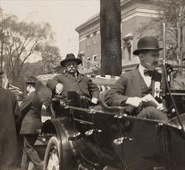 Bản diễn văn cứu mạng Tổng thống Theodore Roosevelt