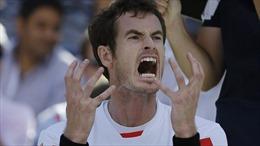 Andy Murray chính thức trở thành nhà cựu vô địch