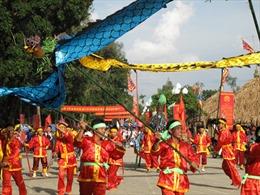 Di tích lịch sử quốc gia đặc biệt Lam Kinh trước ngày hội lớn