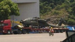 Lộ ảnh Trung Quốc 'sở hữu' trực thăng chiến đấu Apache
