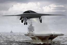 UAV và F-35: Cặp đôi hoàn hảo thống trị không chiến