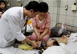 Phòng ngừa dịch bệnh sởi bằng tiêm chủng