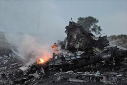 Bộ Quốc phòng Nga tuyên bố về tai nạn máy bay Malaysia