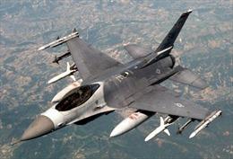 Bỉ, Hà Lan điều F-16 không kích khủng bố IS