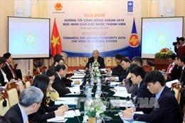 'Hướng tới Cộng đồng ASEAN 2015 - Góc nhìn của các nước thành viên'
