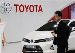 Toyota tiếp tục dẫn đầu thế giới