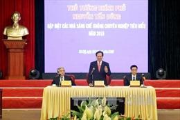 Thủ tướng gặp mặt 63 nhà sáng chế không chuyên tiêu biểu