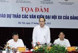 Phát huy khát vọng cống hiến của thế hệ trẻ Việt Nam
